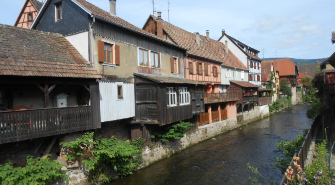 Heritage tourism in Alsace, part II