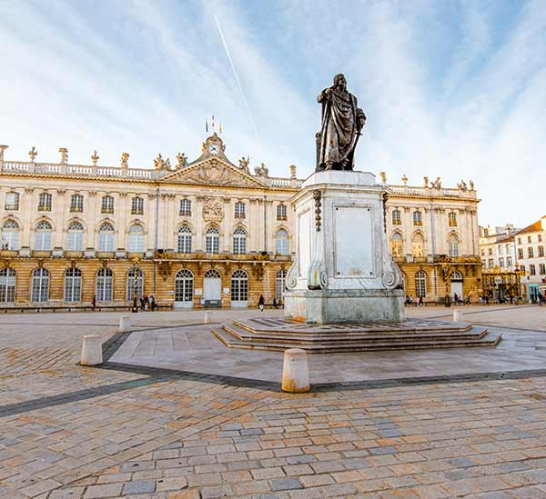 Place Stanislas in Nancy
