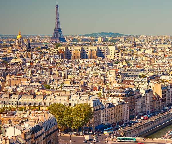 Information About The City Of Paris