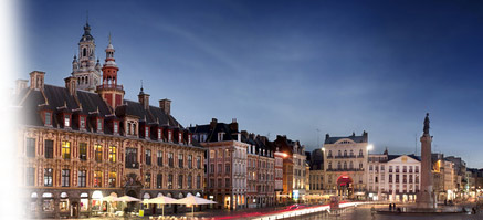 A photo from Lille