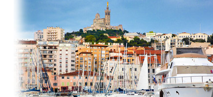 A photo from Marseille
