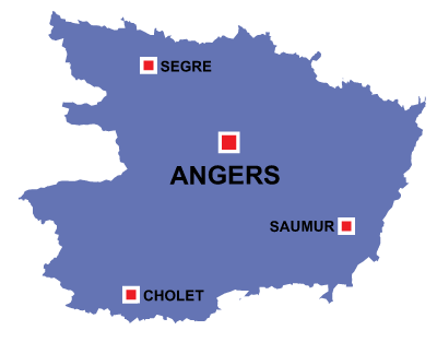 Information About The City Of Angers